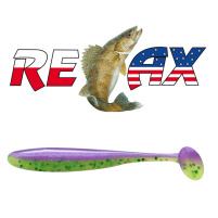 Relax - Gumová nástraha Bass 2,5 - Barva L673 - blister 4ks - 6,5cm