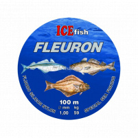 ICE Fish -  Fluorocarbonový vlasec 0,70mm - 100m