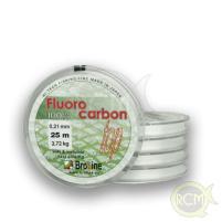 Broline - 100% Fluorocarbon - 0,15mm
