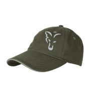 FOX - Kšiltovka Baseball cap green/silver