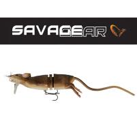 SAVAGE GEAR - Wobler 3D Rad 20cm 32g brown