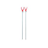 Carp System - Vidlička SET přední + zadní 50cm oranžová bal. 2ks