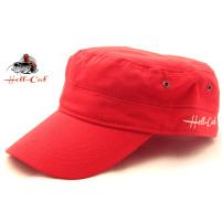 Hell-Cat - Kšiltovka ARMY červená