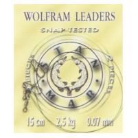Stan-Mar - WOLFRAM leaders 15cm/2,5kg