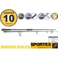 Sportex - Prut Impressive Carp 12ft (3,66m) 3lb 2-Díl