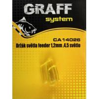 GRAFF - Držák světla feeder 5,2mm, 4,5, 6 světlo