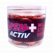LK Baits Fish Activ Plus Wild Strawberry 200ml
