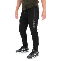 FOX - Kalhoty (tepláky) black/camo print jogger