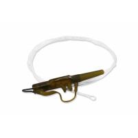 Carp´R´Us Snag Clip System - Weed 92cm 30lb, 1 pcs