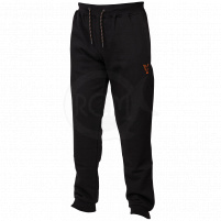FOX - Kalhoty (tepláky) Joggers LW černo/oranžové