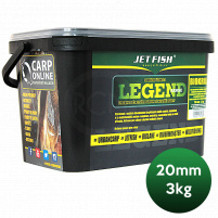 JET FISH - Boilie Legend 20mm 3kg - Chilli tuna + A.C. chilli