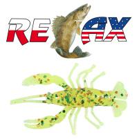 Relax - Gumová nástraha Crawfish 1 - Barva L034 - blister box 8ks - 3,5cm