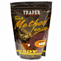 TRAPER - Pelety Method Feeder Ready 2mm - Bloodworm