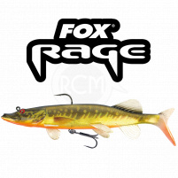 Fox Rage - Nástraha Replicant pike 20cm / 100g - Hot pike