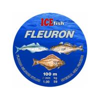 ICE Fish -  Fluorocarbonový vlasec 1.00mm - 100m