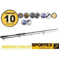 Sportex - Prut Carat special XT 2,4m 11 - 28g 2-Díl