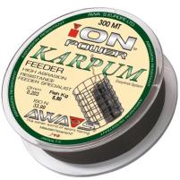 AWA-SHIMA - Silon ION POWER, KARPUM feeder - 0,181mm - 300m