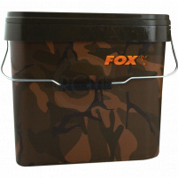 FOX - Kbelík Camo square bucket 17L