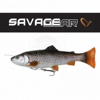 SAVAGE GEAR - Nástraha 4D Line thru pulsetail trout s trojháčkem 16cm / 51g