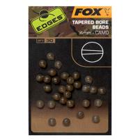 FOX - Zarážky Tapered bore bead Edges Camo