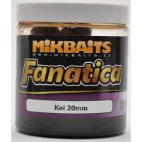 Mikbaits - Boilie v dipu Fanatica 250ml 16mm - Meteora