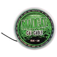 MADCAT - Návazcová šňůra POWER LEADER 80kg - 15m