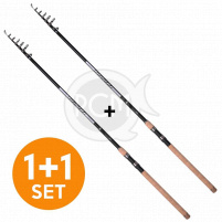 SPRO - Prut DYNOFORCE tele 3,3m 40 - 80g 1+1 SET