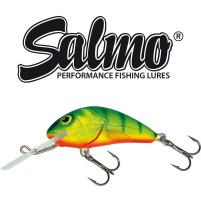 Salmo - Wobler Hornet sinking 5cm - Hot Perch
