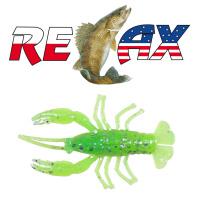 Relax - Gumová nástraha Crawfish 1 - Barva L030 - blister box 8ks - 3,5cm