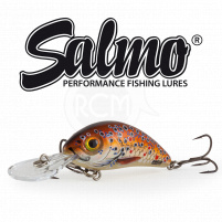 Salmo - Wobler Rattlin hornet Floating 4,5cm