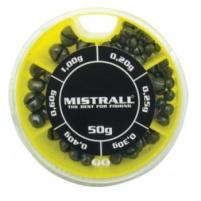 MISTRALL - Broky 50g / hrubé