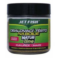 JET FISH - Hotové obalovací těsto NATUR line 250g - Kukuřice