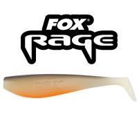 Fox Rage - Gumová nástraha Zander pro shad ultra UV 10cm - Hot olive