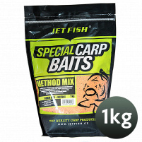 JET FISH - Method mix 1kg - Robin red + Koření