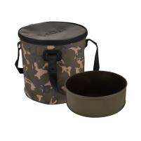 FOX - Kbelík Aquos camolite bucket and insert 17L