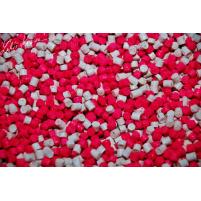 LK Baits Duo X-Tra Pellets Wild Strawberry/Carp Secret 1kg, 4mm