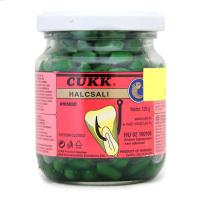 CUKK - Nakládaná kukuřice bez nálevu 220ml - zelená aniz