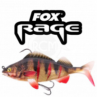 Fox Rage - Nástraha Replicant perch 18cm / 85g - Wounded perch