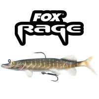 Fox Rage - Nástraha Replicant pike 25cm / 155g - Natural pike