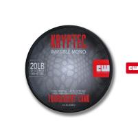 Carp Whisperer vlasec Kryptec Invisible Mono 0,33 mm 16 lb (KIM16)