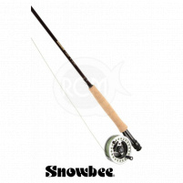 Prut Snowbee Classic Fly 9ft (2,7m) 5/6, 4-díl