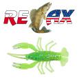 Relax - Gumová nástraha Crawfish 1 - blister 8ks - 3,5cm