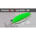 Silver Bream - Plandavka BLEAK gramáž 4,2g - barva 009