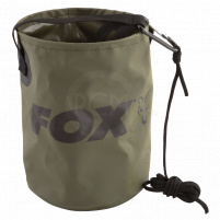 FOX - Vědro na vodu Collapsible water bucket 4,5L