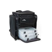 FOX - Batoh Rage rucksack + 4 plast. boxy