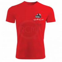 Hell-Cat - Tričko Červené Classic