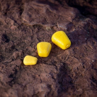Giants fishing Umělá nástraha Sweet Corn Floating Yellow,vel.L/20ks