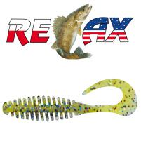 Relax - Gumová nástraha Twister Turbo - blister  5ks - 12,5cm