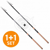SPRO - Prut DYNOFORCE tele 3,6m 50 - 100g 1+1 SET