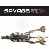 SAVAGE GEAR - Wobler 3D Hollow duckling, weedles floating 10cm / 40g - natural